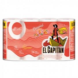 Hartie Igienica 3 Straturi El Capitan 8 Role