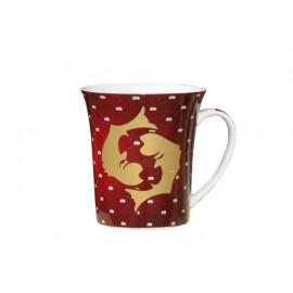 Cana Ceramica cu Zodii