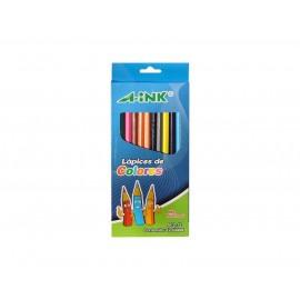 Creioane Colorate Mari 12 Culori