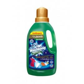Detergent Lichid pentru Rufe Der Waschkonig 1625 ml Universal