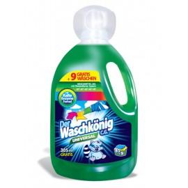 Detergent Lichid pentru Rufe Der Waschkonig 3305 ml Universal