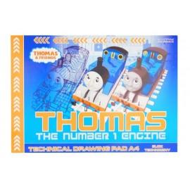 Bloc Desen A4 80 g Thomas