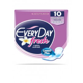 Absorbante Fresh Up Maxi Night 10 buc Every Day