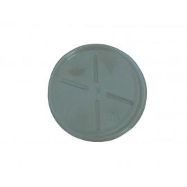 Capac ermetic pentru bol supa, polipropilena, transparent, diametru 116 mm, set 100 buc