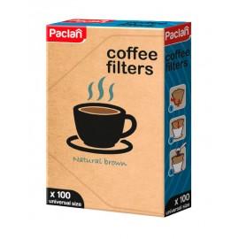 Hartie pentru Filtru de Cafea 100 buc Paclan