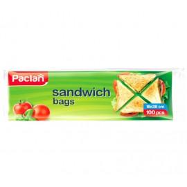 Pungi pentru Sandwich 18 x 28 cm 100 buc Paclan