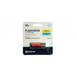 Stick Memorie USB 2.0 Platinet 32 GB