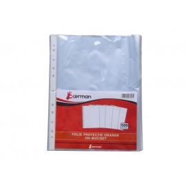 File Protectie Transparente 35 Microni 100 buc/set Okerman