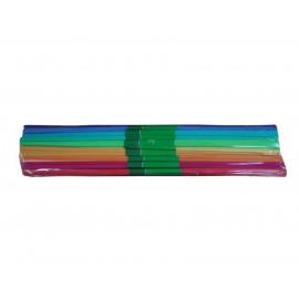 Hartie creponata 200 cm multicolora 10 culori