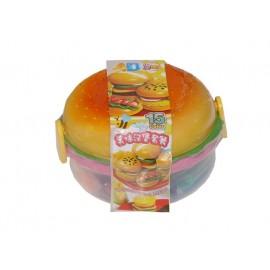 Plastilina Hamburger 15 Culori