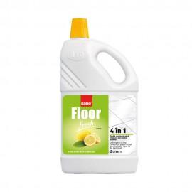 Detergent Pardoseli Sano Floor Fresh Lemon 2 l