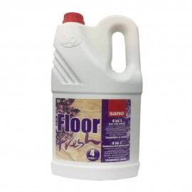 Detergent Pardoseli Sano Floor Fresh Liliac 4 l