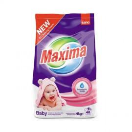Detergent Pudra Sano Maxima Baby 4 kg