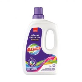 Detergent de Rufe Sano Maxima Power Mix & Wash 3 l