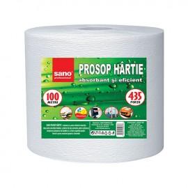 Rola Hartie Prosop 2 Straturi 100m Sano Paper Monorola