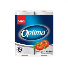 Prosoape de Bucatarie Sano Paper Towel Optima 2 Role
