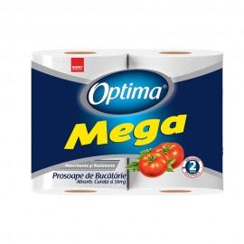 Prosop de Bucatarie Optima Mega Sano Professional 2 Role