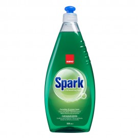 Detergent de Vase Sano Spark Castravete 500 ml