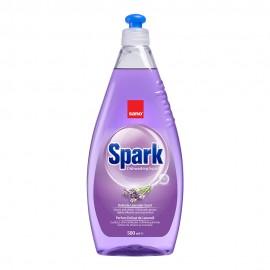 Detergent de Vase Sano Spark Lavanda 500 ml