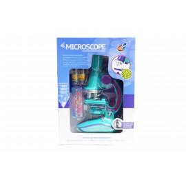 Microscop de Jucarie pentru Copii cu Baterii