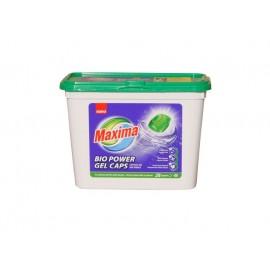 Detergent de Rufe Capsule Sano Maxima Gel Bio 28 buc