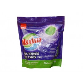 Detergent de Rufe Capsule Sano Maxima Gel Bio 16 buc Refill